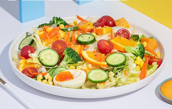 轻食减脂餐